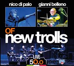 Di Palo/ Belleno Of New Trolls – Live 50.0 (only foreign custome